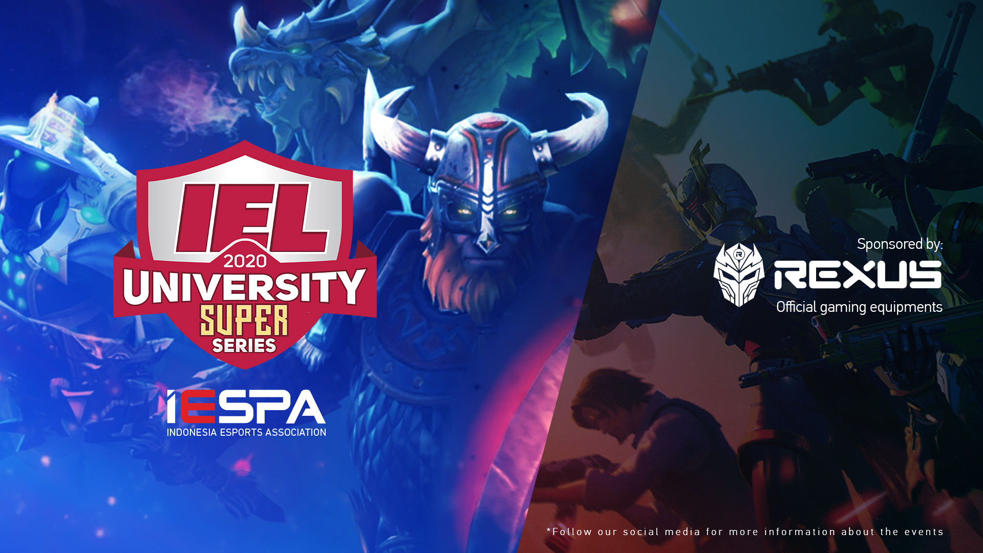IEL University super series 2020