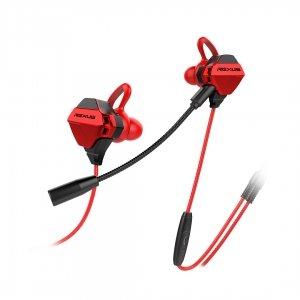 Earphone Rexus Vonix ME1 Red Microphone