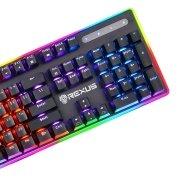 Keyboard Gaming Rexus Legionare MX10 Close Up Numpad