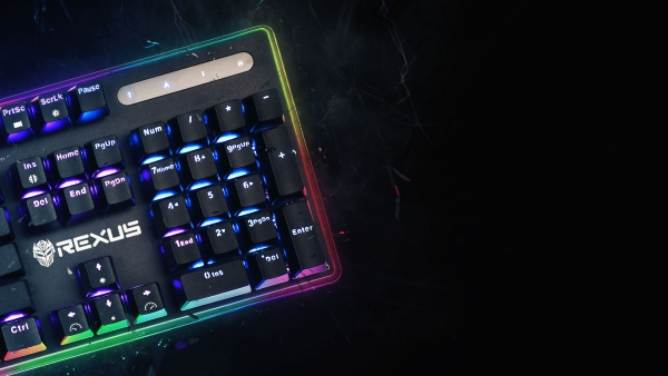 Keyboard Gaming Rexus Legionare MX10 Poster