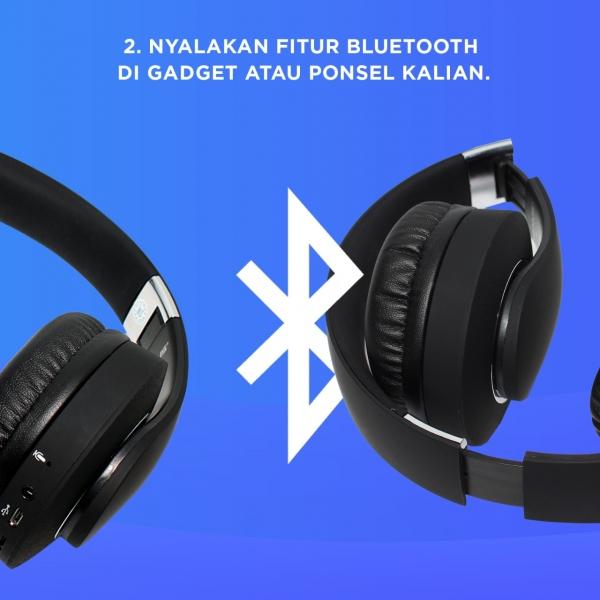 Nyalakan Fitur Bluetooth Di Gadget Atau Ponsel Kalian