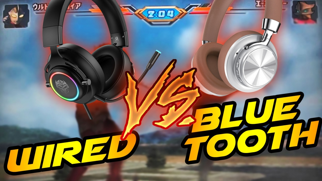 Headset Bluetooth vs Headset Kabel