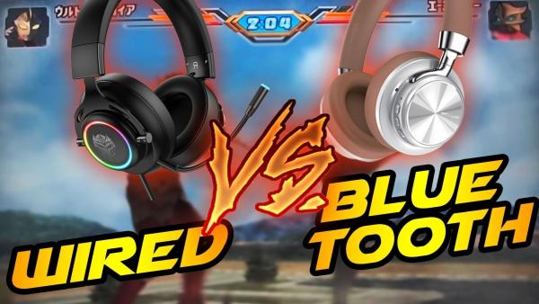 Headset Bluetooth vs Headset Kabel headset Headset Gaming Kabel, Konvesional Sih Tapi Tetap Handal Wired Vs Bt 600x338