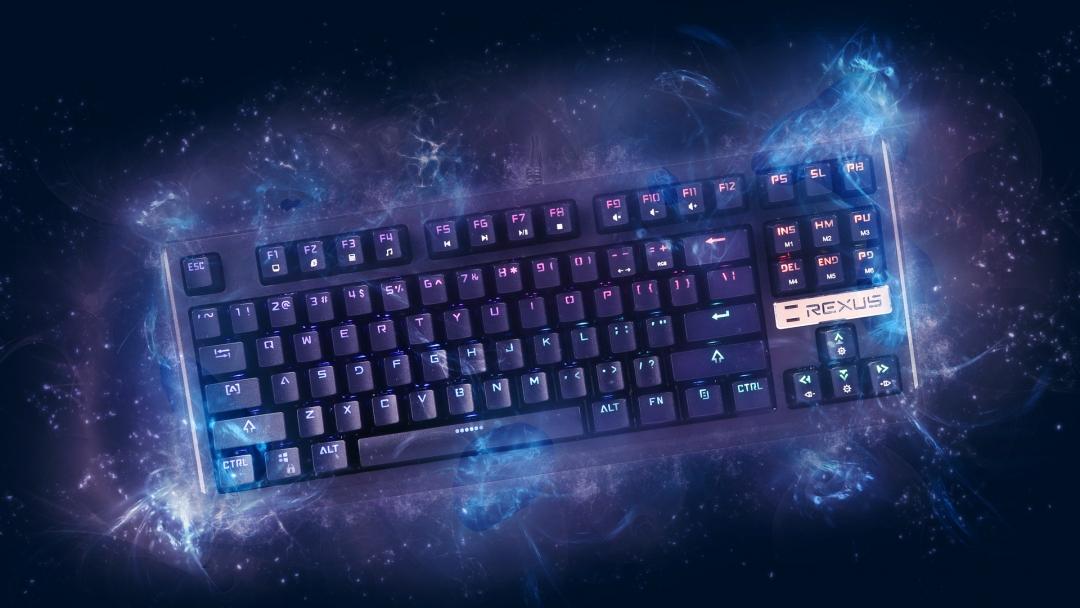 keyboard gaming Review Keyboard Gaming MX8: Optical Switch GG Banget! Legionare MX8 15 1080x608