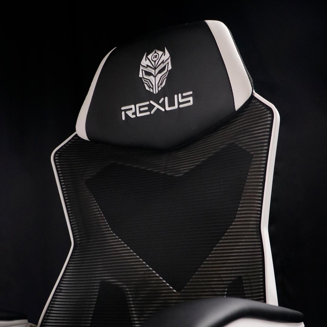 gaming Rexus Gaming Chair R50 MP R50 white 03 2