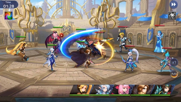 Mobile Legend Adventure Gameplay game Jangan Ditiru! Kalah Main Game Mobile Legend, Mantan Pesepakbola Profesional Aniaya Pacar Mobile Legend Adventure Gameplay 600x338