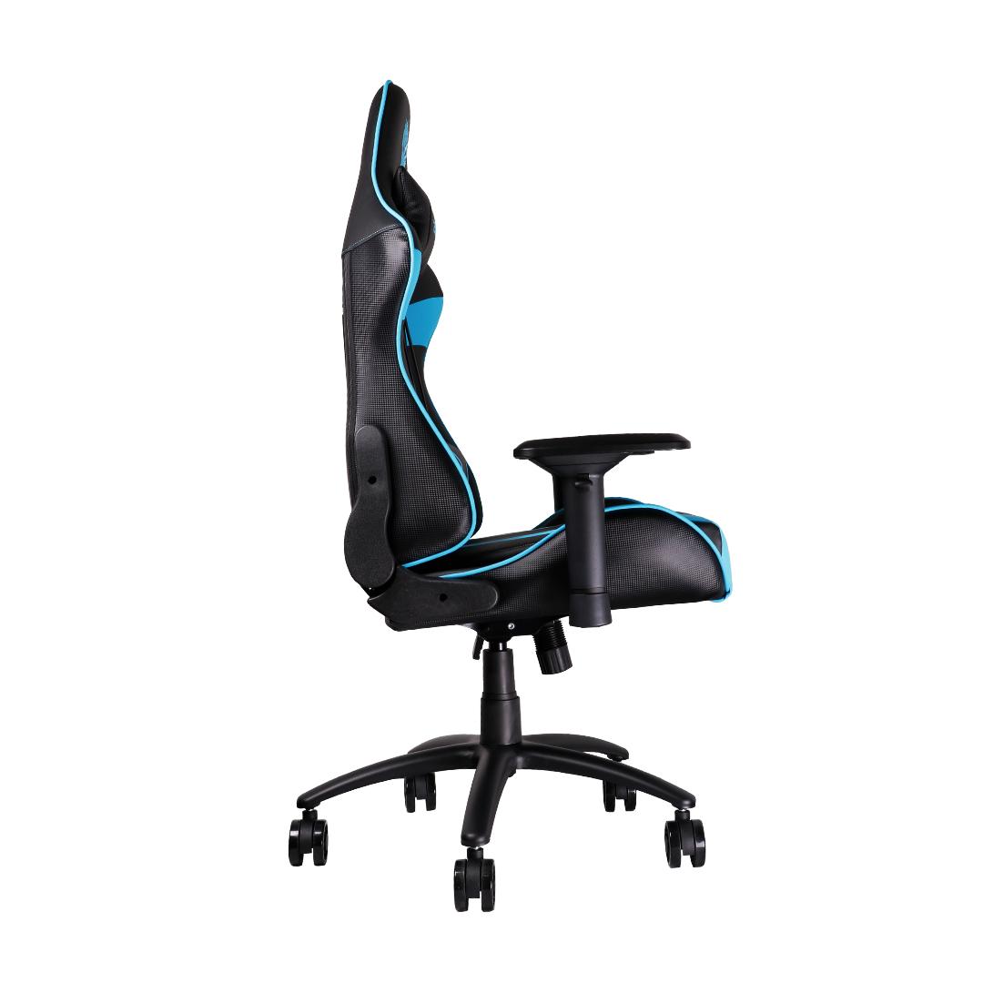 rgc111 blue left gaming chair Rexus Gaming Chair RGC 111 RGC 111 Blue 04