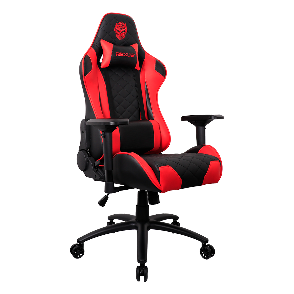 gaming chair rexus rgc 101 v2 red