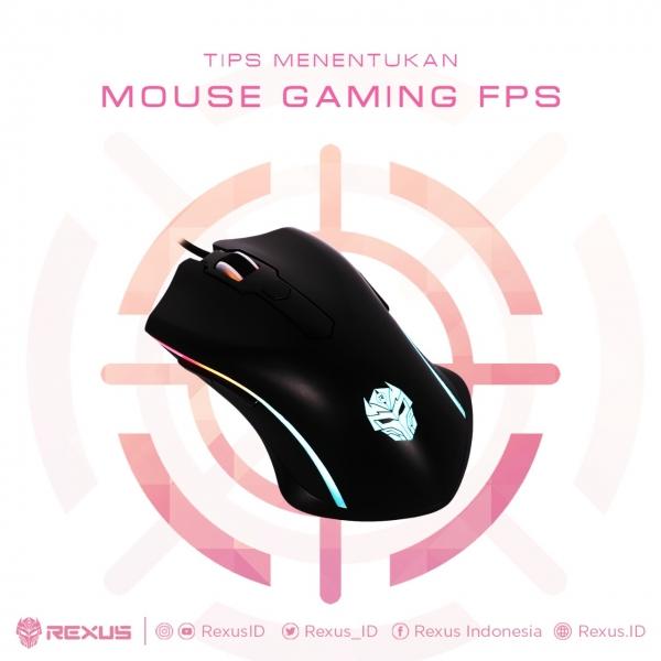 mouse fps optik Ini Alasan Kenapa Semua Mouse Rexus Berteknologi Optik, Bukan Laser mouse fps 600x600