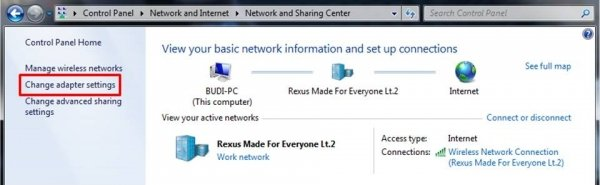 Change Adapter Settings menyambungkan wifi ke laptop Hanya 4 Cara Simpel Untuk Menyambungkan WiFi Ke Laptop! Change Adapter Settings 600x185
