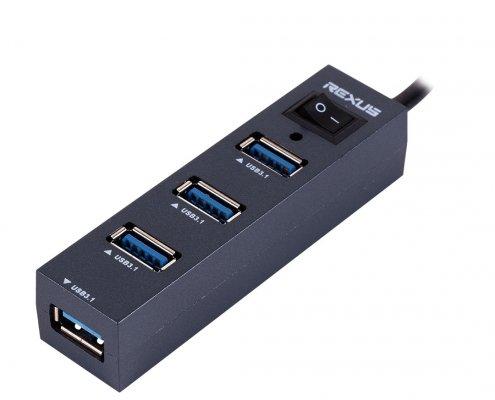 Rexus USB Hub H327