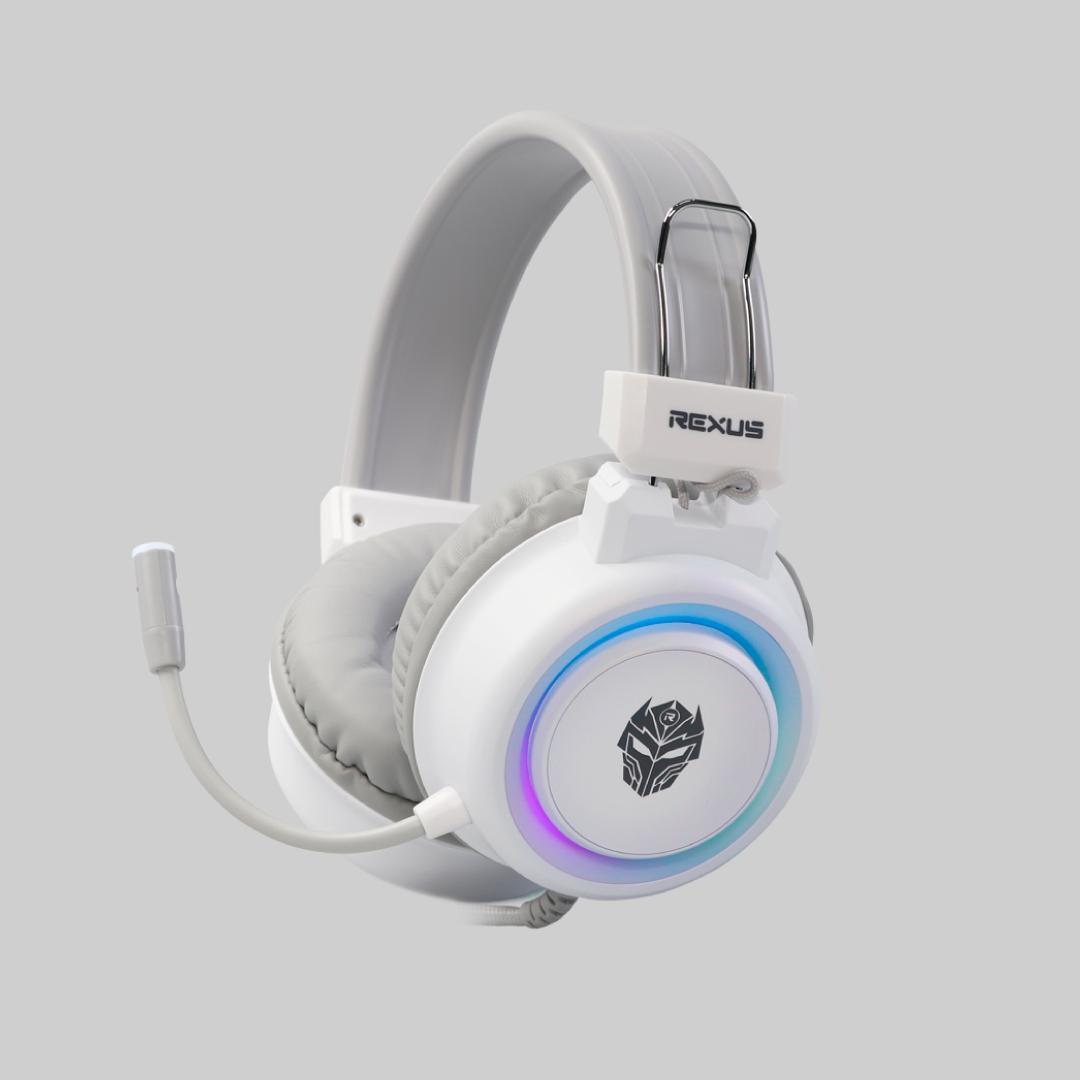 gaming headset Rexus Vonix F30 MP F30 W 02