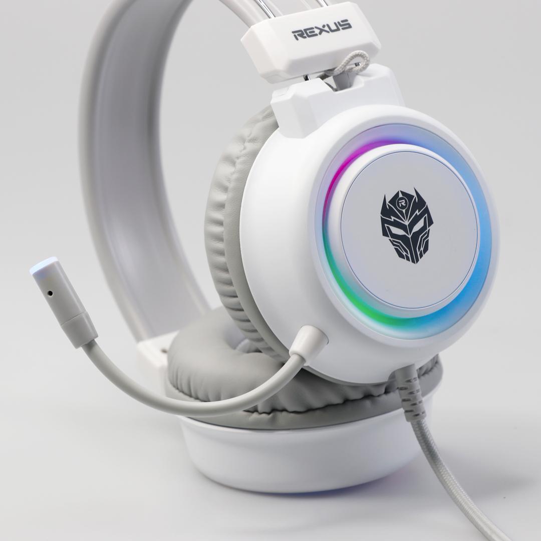 gaming headset Rexus Vonix F30 MP F30 W 05
