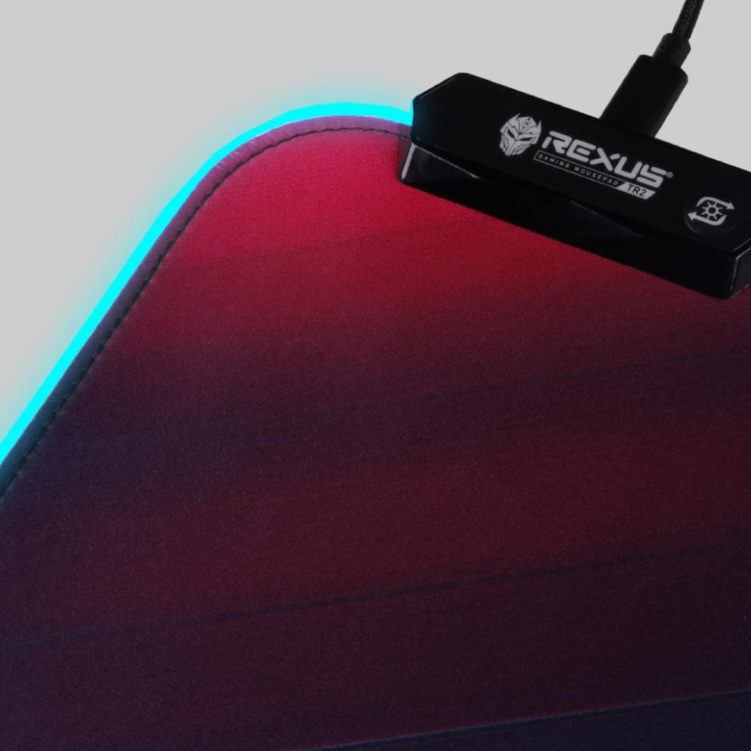 mousepad gaming Rexus Kvlar TR2 MP TR2 13