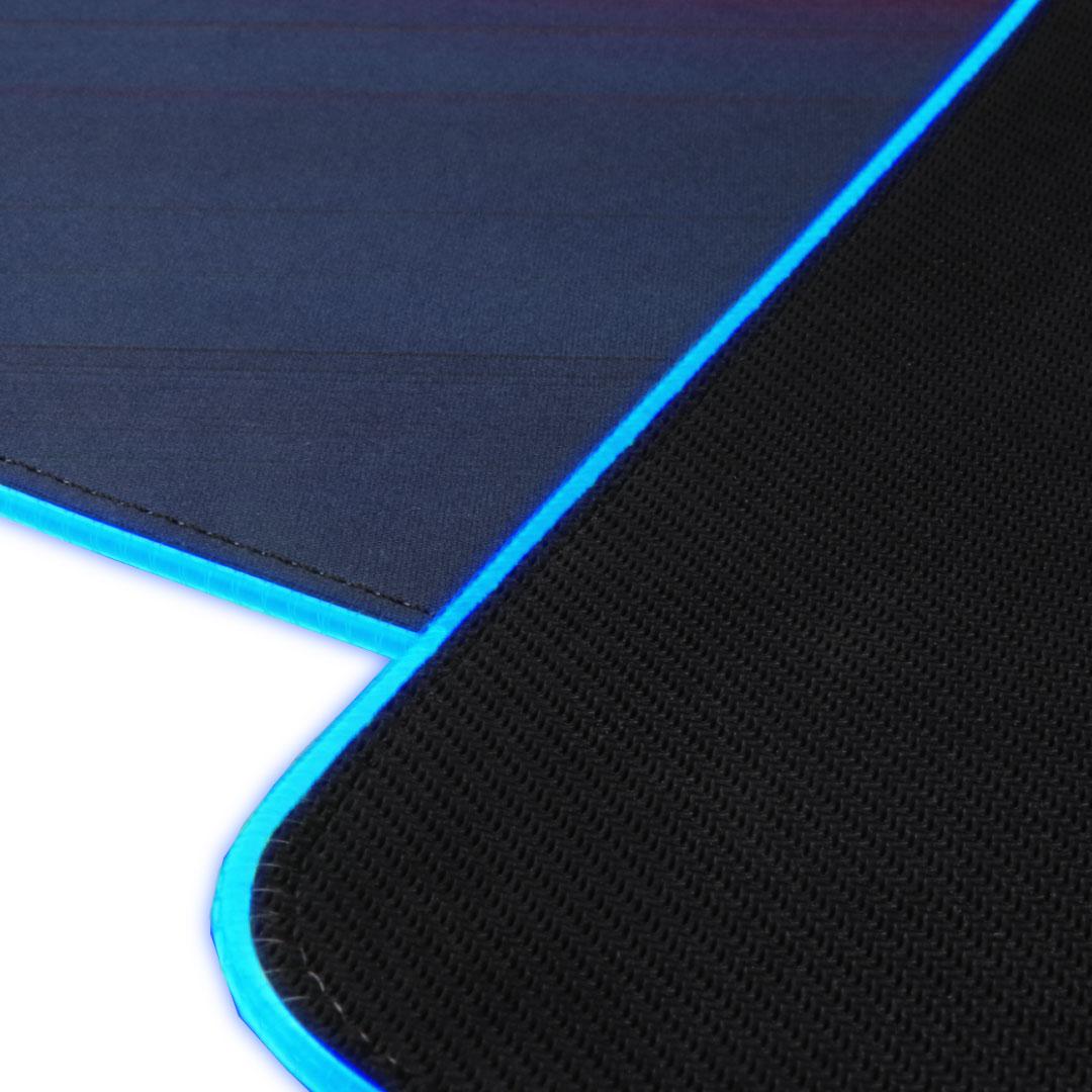 Mousepad Gaming RGB Close Up mousepad gaming Rexus Kvlar TR2 TR2 04