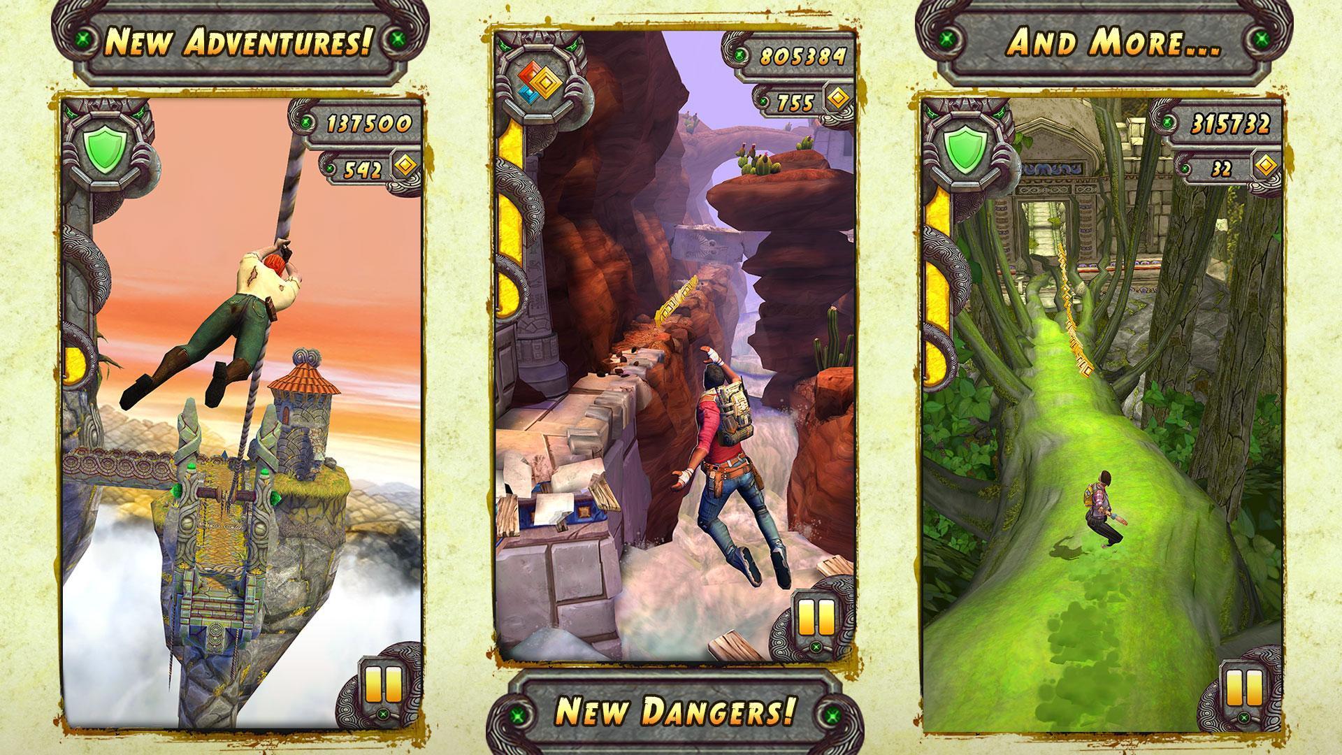 temple run 2 game offline 15 Rekomendasi Game Offline Android Terbaik 2020 Temple Run 2