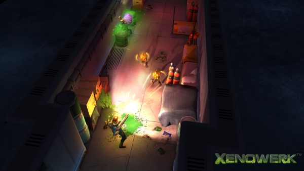 xenowerk game mobile free
