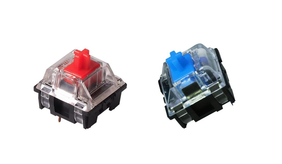 switch blue red mx5.1 keyboard Keyboard Gaming Mekanikal Red Switch Memang Paling Pas Buat Kerja switch blue red mx5