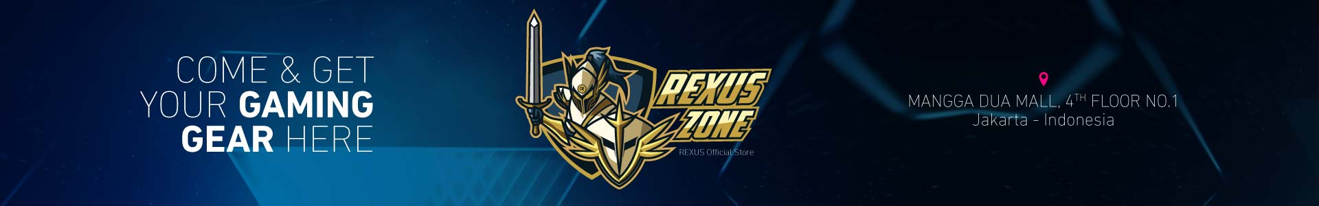 Rexus Indonesia | Made For Everyone Banner Web 2020 RexZone 1