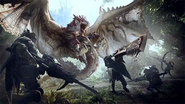 monster hunter world game multiplayer 10+ Game Multiplayer Offline Terbaik 2020 Buat Mabar Seru monster hunter world 600x338