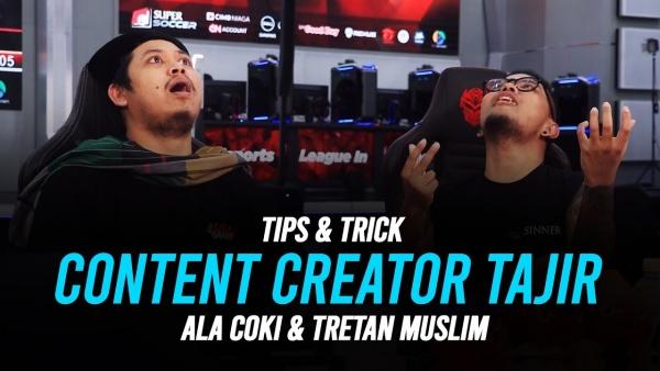tips content creator tajir ala coki pardede dan tretan muslim shoutcaster Mau Jadi Shoutcaster Game? Kamu Harus Punya Kemampuan Ini tips content creator tajir ala coki pardede dan tretan muslim 600x338