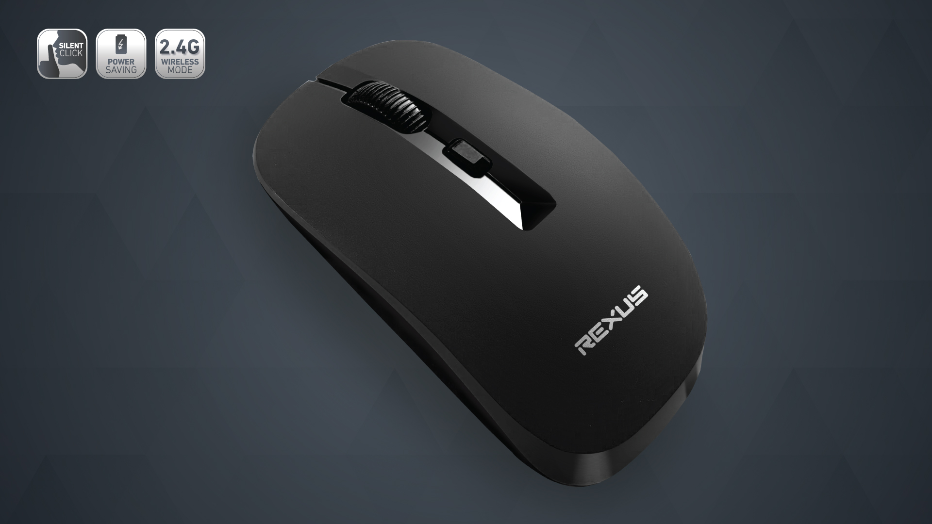 mouse wireless Rexus Q20 Q20 05 artwork
