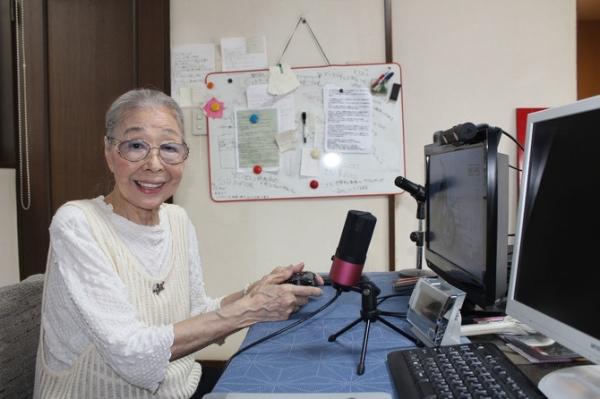 gamer Hamako Mori Nenek Gamer dan Youtuber Tertua Pemecah Rekor Guiness Book of Record japanese gamer grandma pw1x 600x399