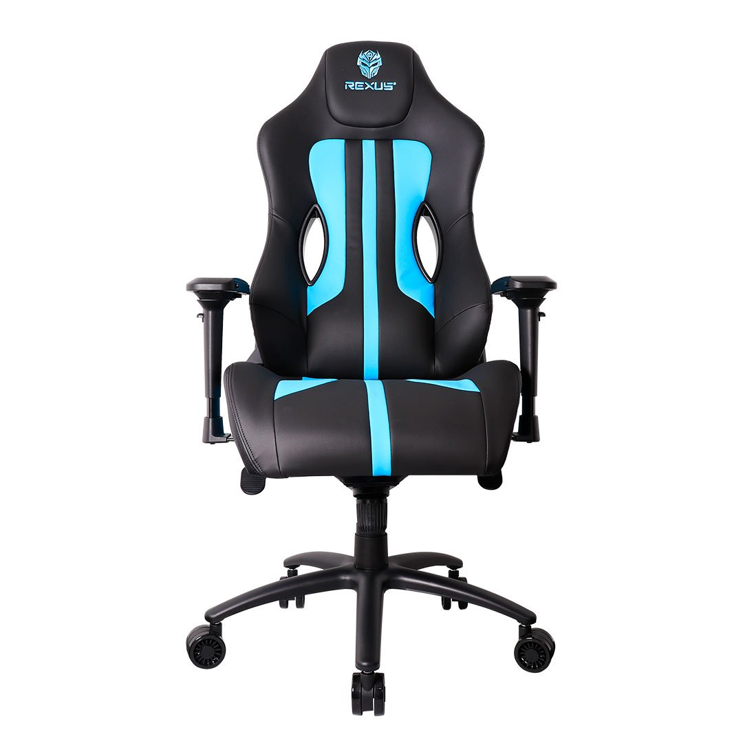 kursi gaming rc2 blue