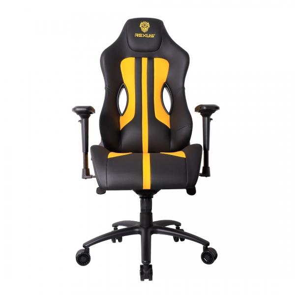 rexus gaming chair rc2 yellow kursi gaming Rexus Raceline Ultimate RC2 RC 02 13 600x600