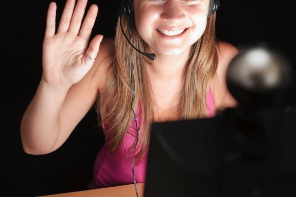 zoom Awas Zoombombing! Ini Cara Aman Meeting dan Belajar Online Pakai Aplikasi Zoom webcam2 600x400