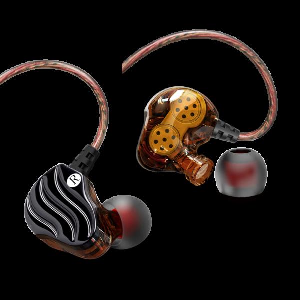 ez1 black earphone Rexus EZ1 003 600x600