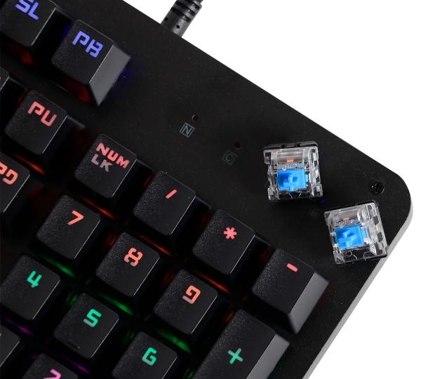 keyboard gaming MX3.2 gaming Apa Itu Plastik ABS? Komponen Utama Peralatan Gaming MX3