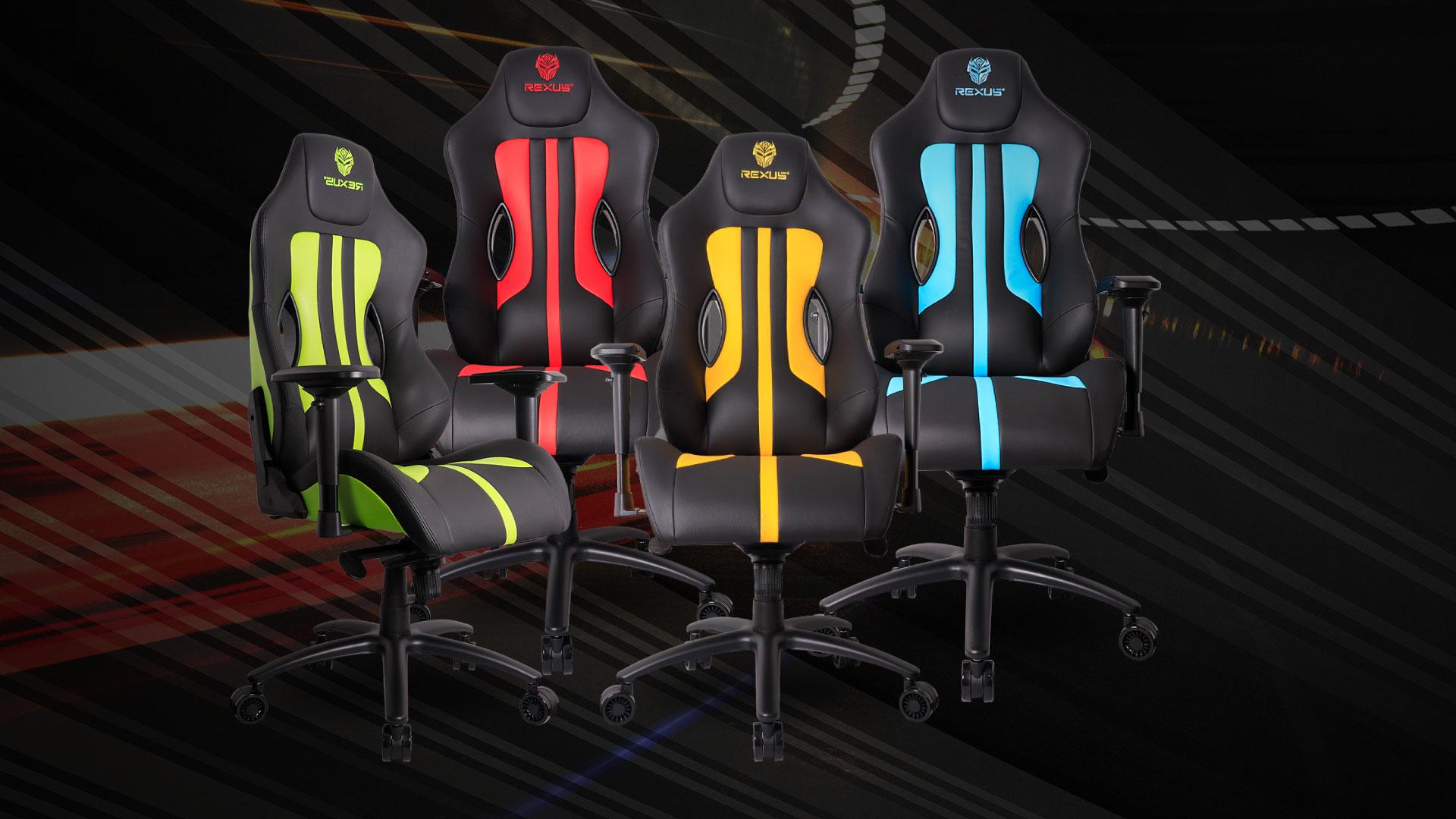 gaming chair Rexus Raceline Ultimate RC2 WebLayout RC 2 01