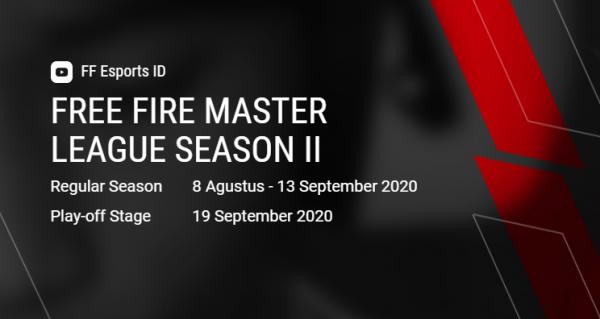free fire Garena Gandeng Kemenpora Gelar Free Fire Master League Session 2 FFjadwal 600x319