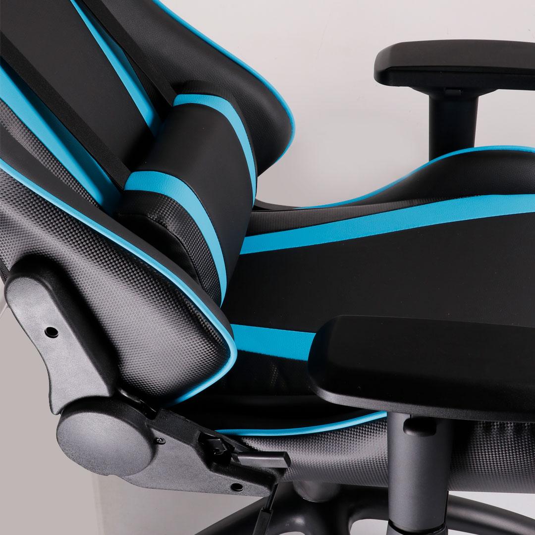 ergonomic design kursi gaming Rexus Gaming Chair RGC 111 WL RGC111 1080 03