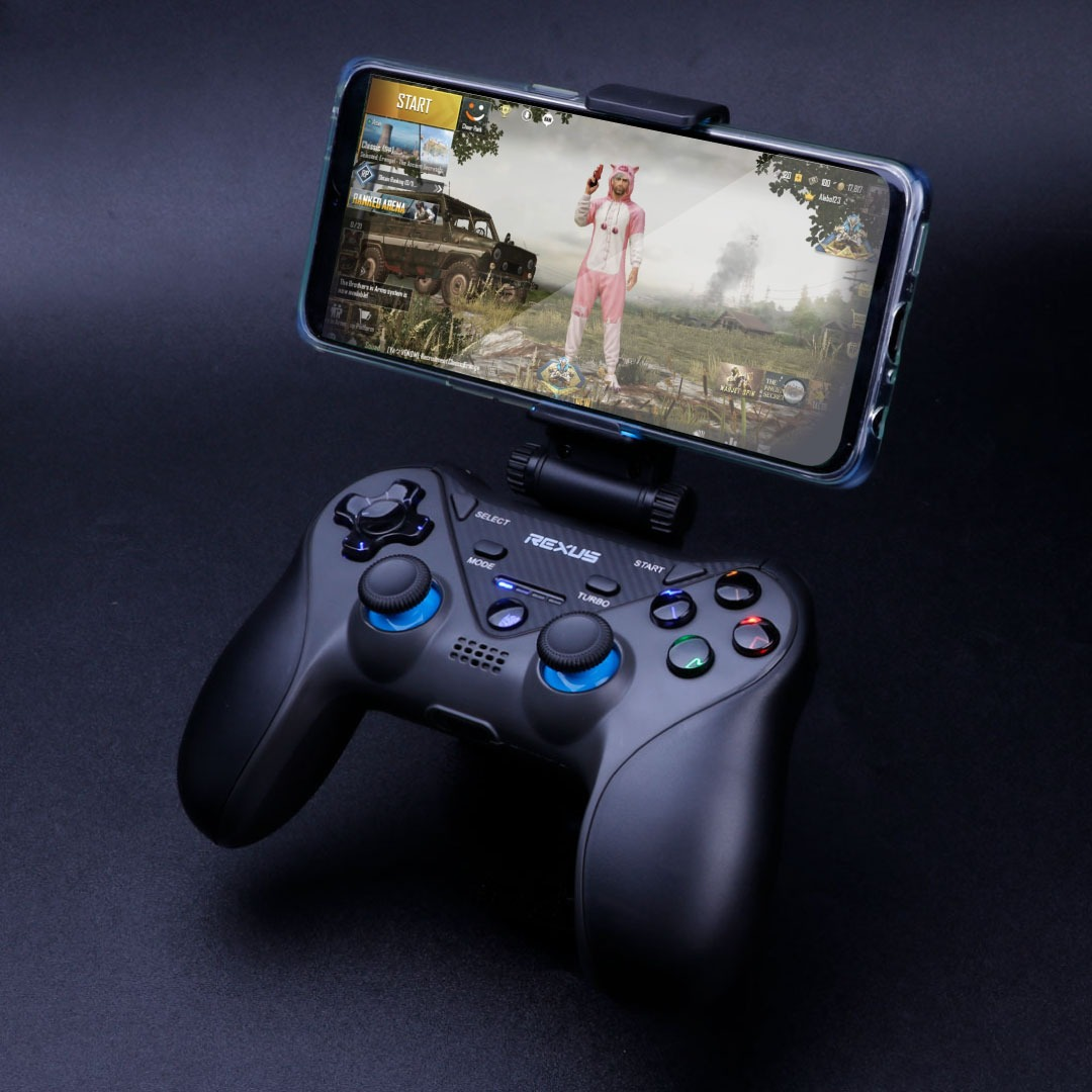 wireless gamepad Rexus Gladius GX200 gx200 mobile gaming gamepad