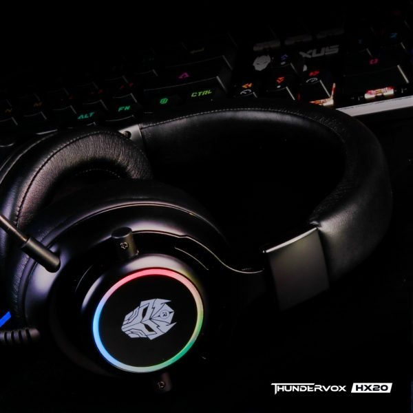 headset kabel headset Headset Gaming Kabel, Konvesional Sih Tapi Tetap Handal hx20 1 600x600