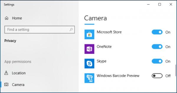 kamera web Cara Mudah Pengaturan Kamera Web di Komputer Windows 10 webcam3 600x318