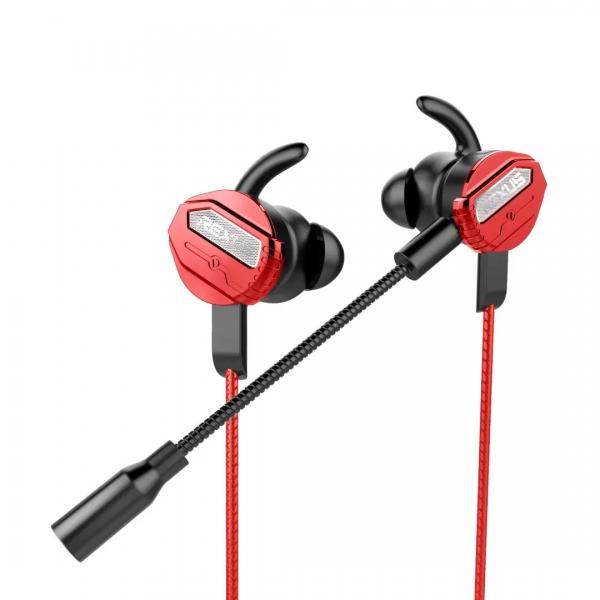 gaming earphone vonix me3 rexus red gaming earphone Rexus Vonix ME3 ME 3 03 600x600