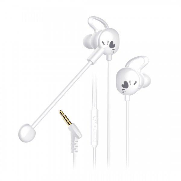 me4 white gaming earphone Rexus Vonix ME4 ME 4 03 600x600