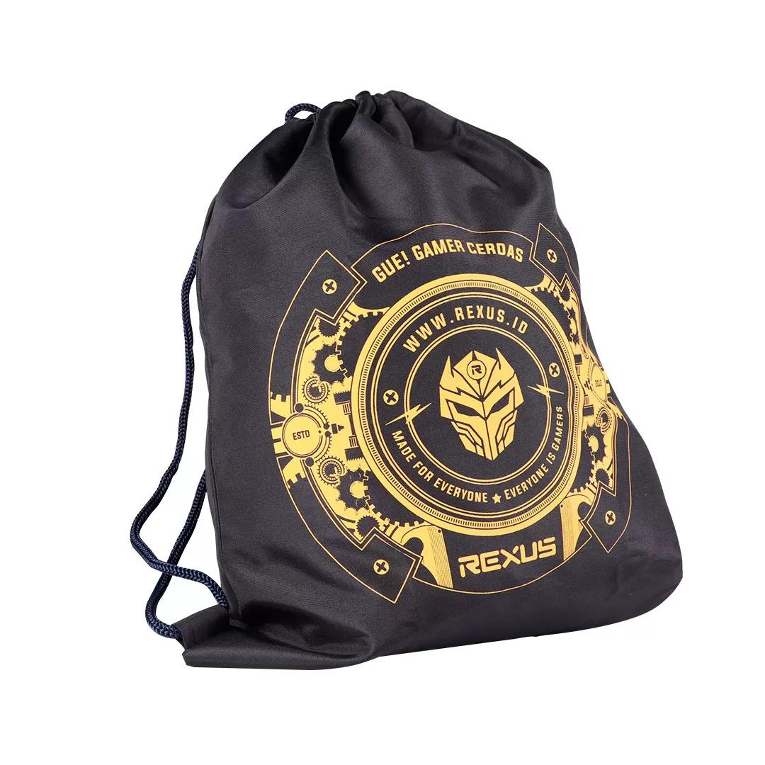 Merch Rexus String Bag 1 rexus gaming Merchandise Merch Rexus String Bag 1 1