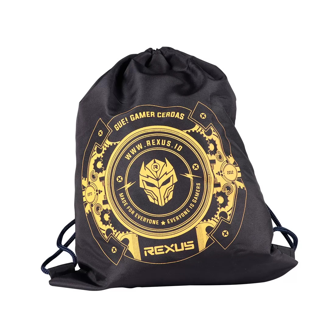 Merch Rexus String Bag 3 rexus gaming Merchandise Merch Rexus String Bag 3 1