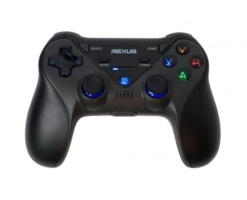 gx200 wireless mobile gamepad wireless gamepad Rexus Gladius GX200 gx200 wireless mobile gamepad 495x400