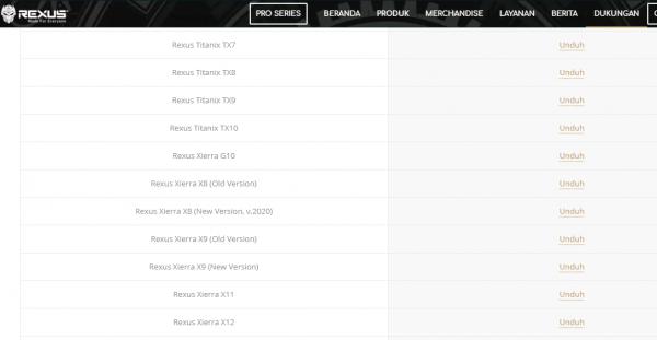 software macro software Pengaturan Dasar Software Macro Mouse Gaming Rexus Xierra X8. Gampang Kok! softewarex8 600x311