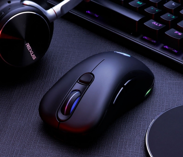 Mouse Daxa Pro Wireless kabel paracord Mouse Gaming dengan Kabel Paracord Serasa Mouse Wireless Daxa pro 600x514