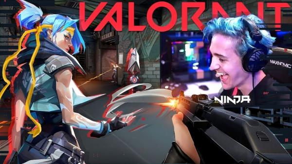 Ninja bermain Valorant valorant Spesifikasi PC Rekomendasi untuk Main Game Valorant. Merakyat! valorant 600x338