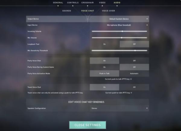 pc setting valorant Spesifikasi PC Rekomendasi untuk Main Game Valorant. Merakyat! valorantsetting 600x433