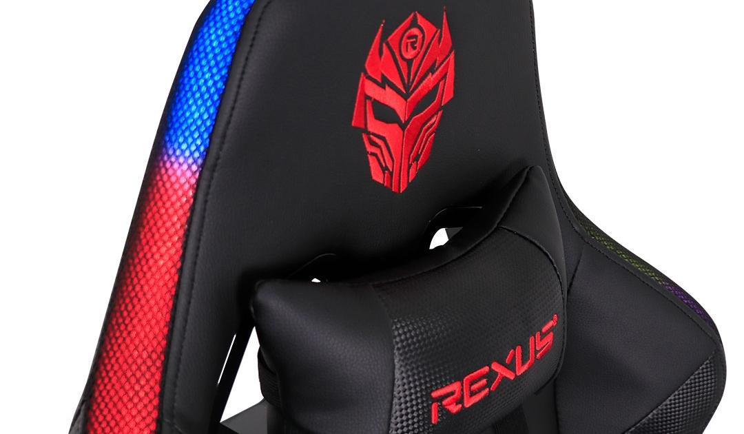 kursi gaming rgb rexus kursi gaming rgb Kursi Gaming RGB Maksimalkan Fungsi dan Penampilan Para Gamer RGC 103 08 1080x630