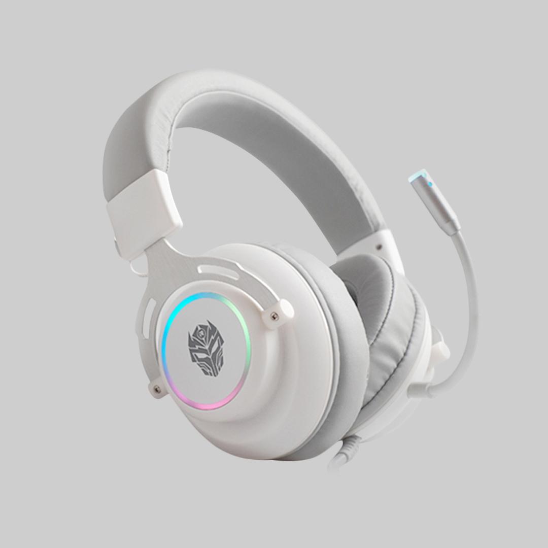 headset gaming Rexus Thundervox HX20 White hx20 02