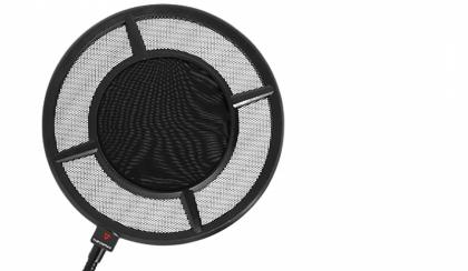 pop filter thronmax pop filter Pop Filter, Pelengkap Mikrofon Condenser Agar Streaming Oke pop filter3
